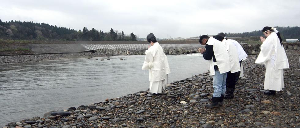 放生霊祭のイメージ