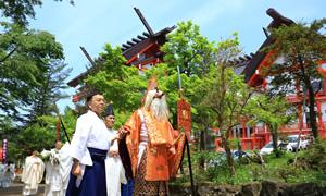 春季大祭 宵祭・春季大祭のイメージ